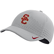 Nike Men's USC Trojans Grey Legacy91 Adjustable Hat