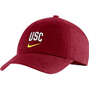 Nike Men's USC Trojans Cardinal Heritage86 Arch Wordmark Hat