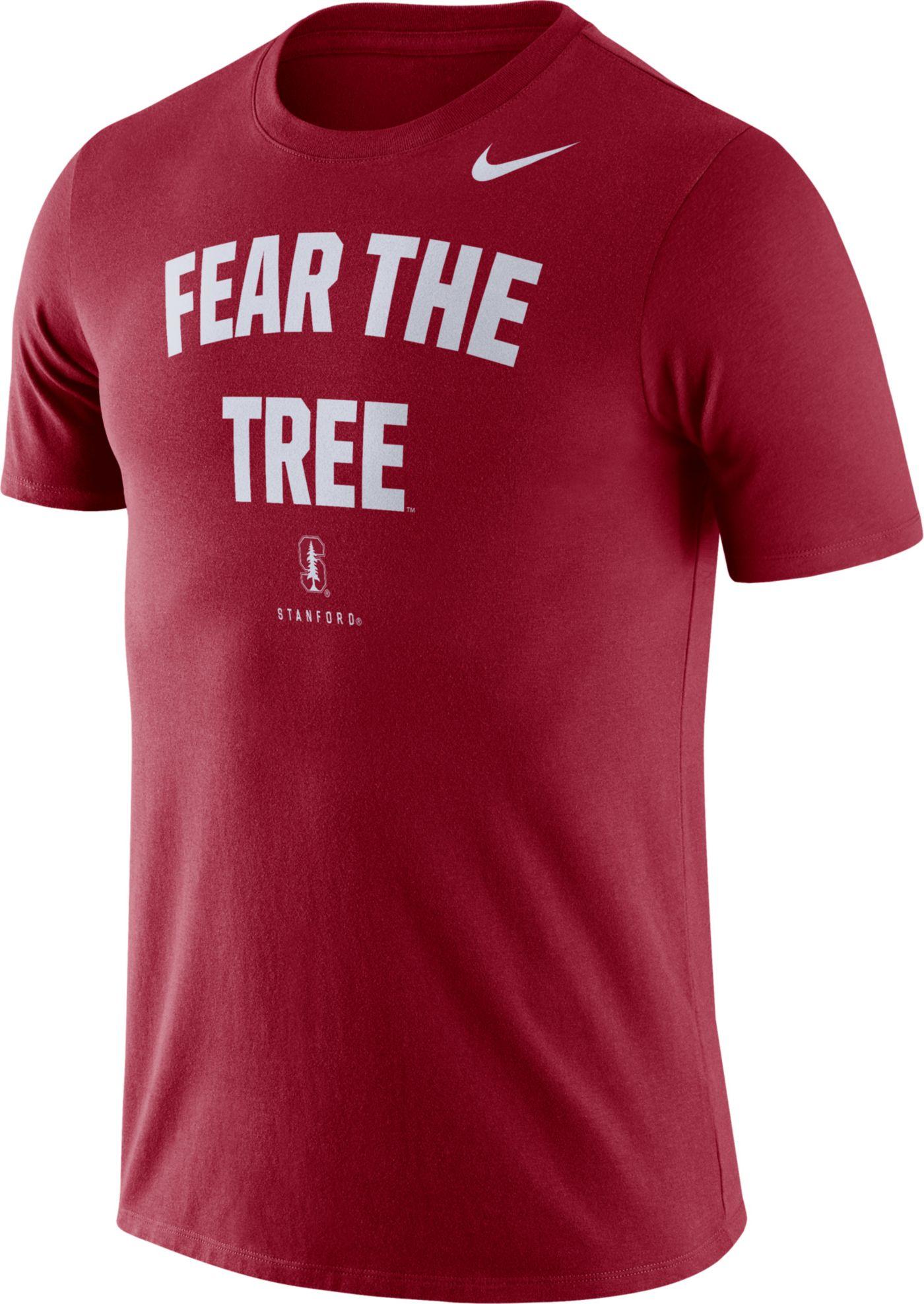 Nike Men's Stanford Cardinal Dri-FIT Phrase Cardinal T-Shirt