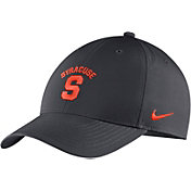 Nike Men's Syracuse Orange Anthracite Legacy91 Adjustable Hat