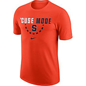 Nike Men's Syracuse Orange Orange Mantra Basketball T-Shirt