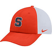 Nike Men's Syracuse Orange Orange Heritage86 Adjustable Trucker Hat