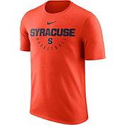 Nike Men's Syracuse Orange Orange Key Basketball Legend T-Shirt
