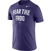 Nike Men's TCU Horned Frogs Purple Dri-FIT Phrase T-Shirt