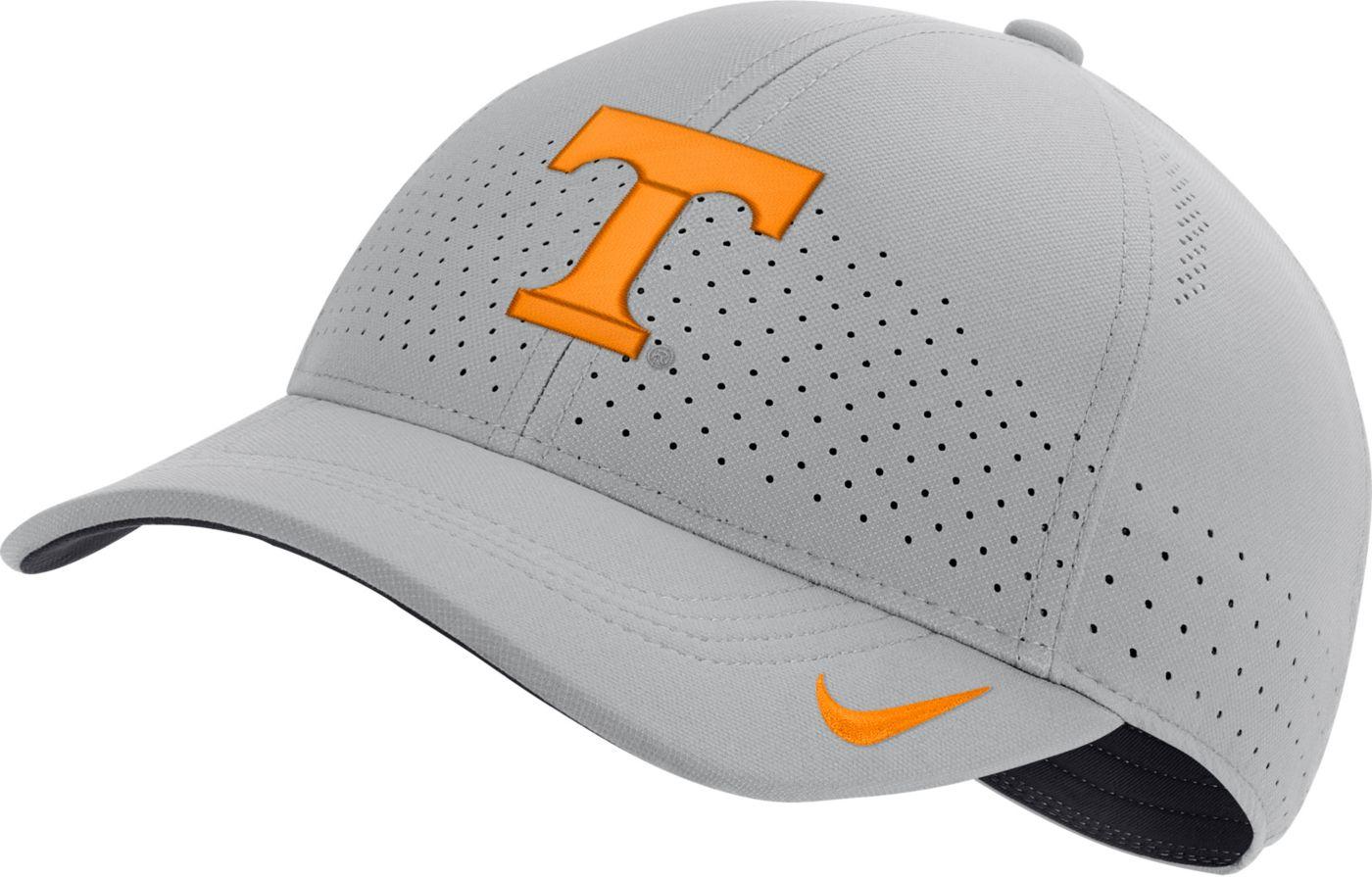 Nike Men's Tennessee Volunteers Grey Legacy91 Adjustable Hat