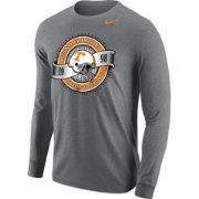Nike Men's Tennessee Volunteers 1998 National Championship 20th Anniversary Football Grey Long Sleeve T-Shirt