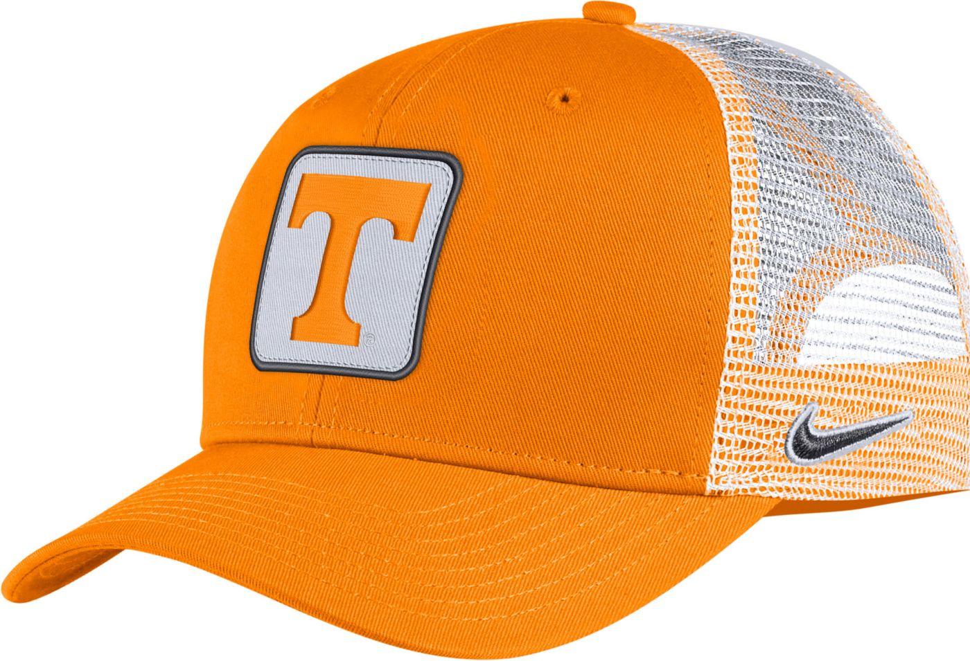 Nike Men's Tennessee Volunteers Tennessee Orange Classic99 Trucker Hat