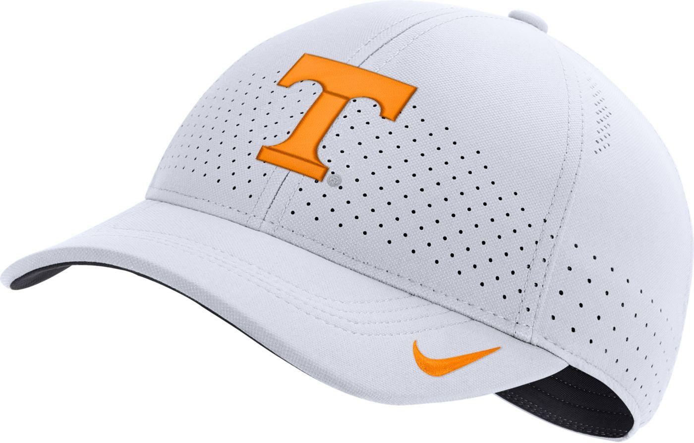 Nike Men's Tennessee Volunteers Legacy91 Adjustable White Hat