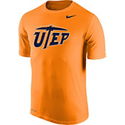 Nike Men's UTEP Miners Blaze Orange Logo Legend T-Shirt