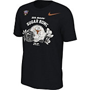 Nike Men's Texas Longhorns 2019 Allstate Sugar Bowl Bound Helmet T-Shirt