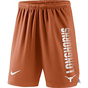 Nike Men's Texas Longhorns Burnt Orange Breathe Player Shorts