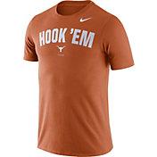 Nike Men's Texas Longhorns Burnt Orange Dri-FIT Phrase T-Shirt