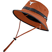Nike Men's Texas Longhorns Burnt Orange Dri-FIT Sideline Bucket Hat