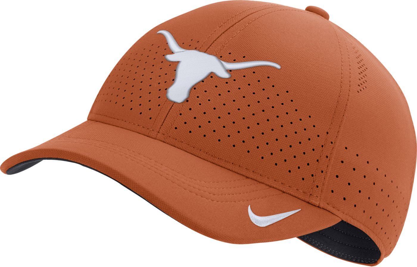 Nike Men's Texas Longhorns Burnt Orange Legacy91 Adjustable Hat
