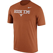 Nike Men's Texas Longhorn Burnt Orange 'Hook 'Em!' Authentic Local Legend T-Shirt