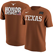 Nike Men's Texas Longhorns Armed Forces Classic Burnt Orange T-Shirt