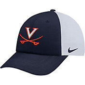 Nike Men's Virginia Cavaliers Blue Heritage86 Adjustable Trucker Hat