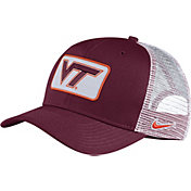 Nike Men's Virginia Tech Hokies Maroon Classic99 Trucker Hat