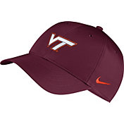 Nike Men's Virginia Tech Hokies Maroon Legacy91 Adjustable Hat