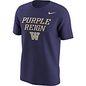 Nike Men's Washington Huskies Purple Mantra T-Shirt