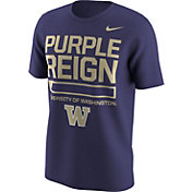 Nike Men's Washington Huskies Purple Local T-Shirt