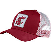 Nike Men's Washington State Cougars Crimson Classic99 Trucker Hat