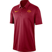Nike Men's Iowa State Cyclones Cardinal Dri-FIT Franchise Polo