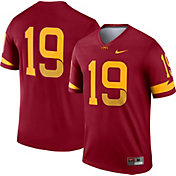 Nike Men's Iowa State Cyclones #19 Cardinal Dri-FIT Legend Football Jersey