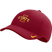 Nike Men's Iowa State Cyclones Cardinal Aerobill Classic99 Football Sideline Hat