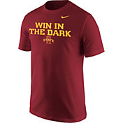 Nike Men's Iowa State Cyclones Cardinal Mantra T-Shirt