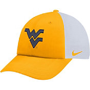 Nike Men's West Virginia Mountaineers Gold Heritage86 Adjustable Trucker Hat