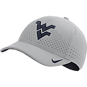 Nike Men's West Virginia Mountaineers Grey Legacy91 Adjustable Hat