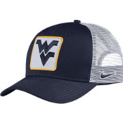 Nike Men's West Virginia Mountaineers Blue Classic99 Trucker Hat