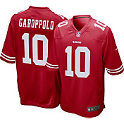 Nike Men's Home Game Jersey San Francisco 49ers Jimmy Garoppolo #10