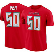 Vita Vea Nike Men's Tampa Bay Buccaneers Pride Red T-Shirt