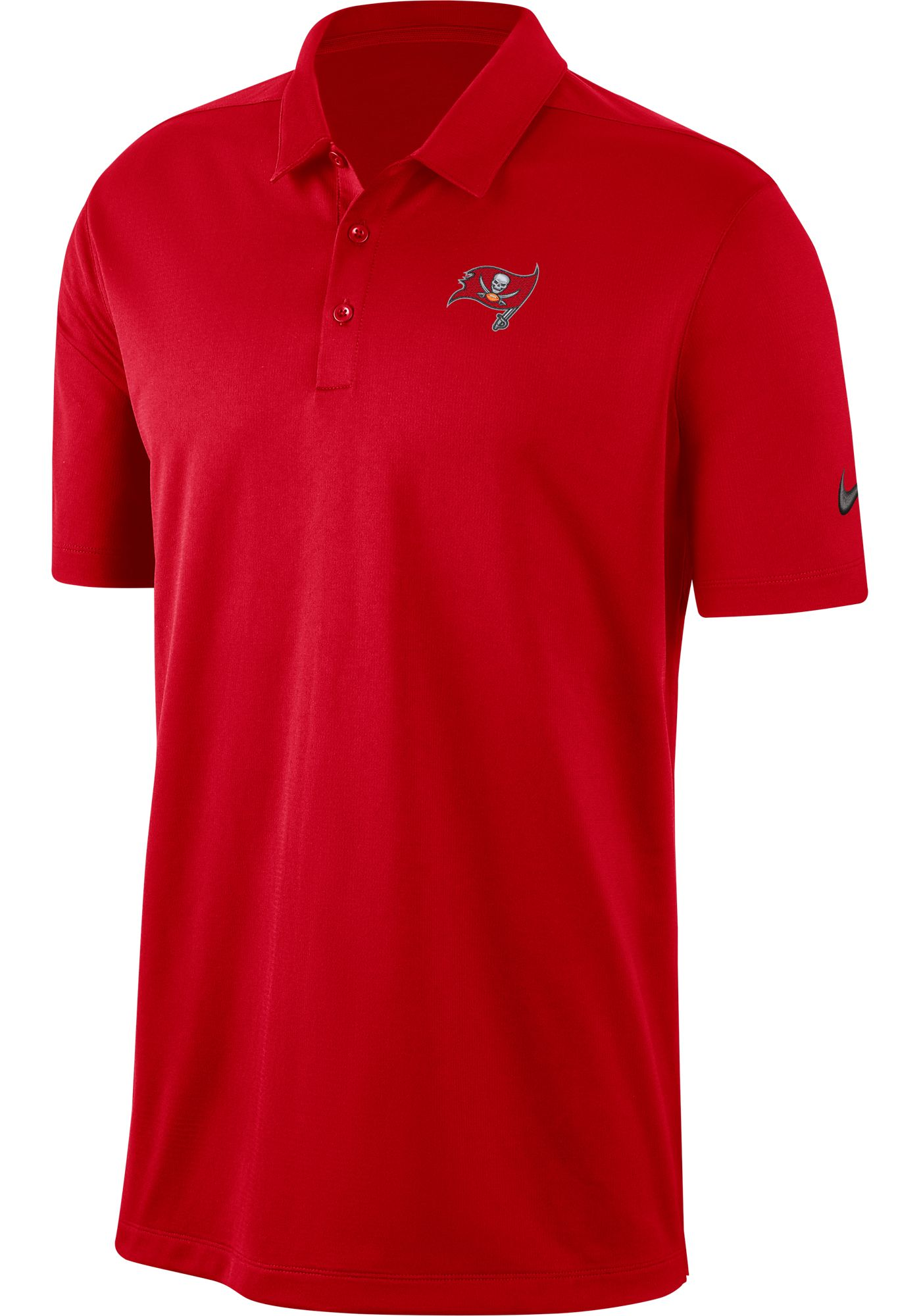 Nike Men's Tampa Bay Buccaneers Franchise Red Polo