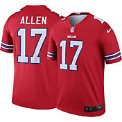 Nike Men's Color Rush Legend Jersey Buffalo Bills Josh Allen #17