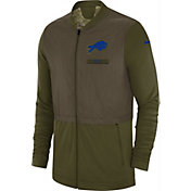 Nike Men's Salute to Service Buffalo Bills Hybrid Full-Zip Jacket