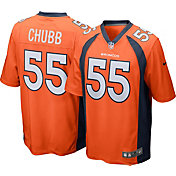 Bradley Chubb Nike Men's Denver Broncos Home Game Jersey