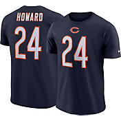 Jordan Howard #24 Nike Men's Chicago Bears Pride Navy T-Shirt