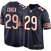 Nike Men's Home Game Jersey Chicago Bears Tarik Cohen #29