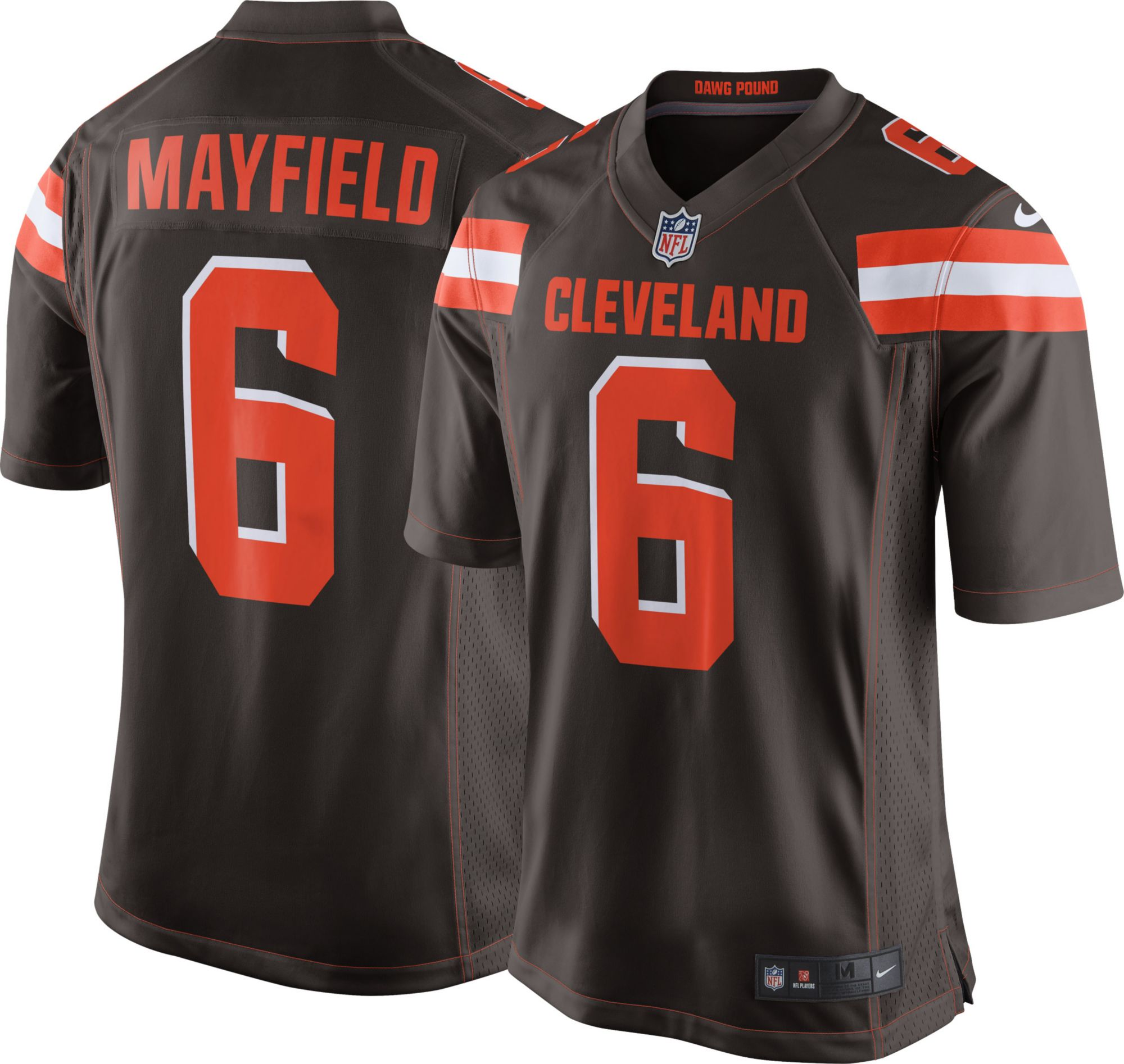 ncaa baker mayfield jersey