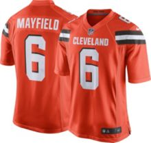 9aee1a9c Nike Men's Alternate Game Jersey Cleveland Browns .