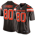 Cleveland Browns Jarvis Landry #80 Nike Men's Home Game Jersey