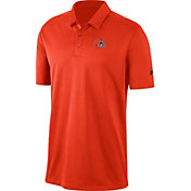 Nike Men's Cleveland Browns Franchise Orange Polo