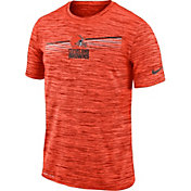 2ba2c4b32cd Product Image · Nike Men s Cleveland Browns Sideline Legend Velocity Orange  T-Shirt