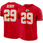 Nike Men's Kansas City Chiefs Eric Berry #29 Pride Logo Red T-Shirt