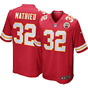 Nike Men's Kansas City Chiefs Tyrann Mathieu #32 Red Game Jersey
