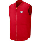 Nike Women's Kansas City Chiefs Sideline Navy Vest