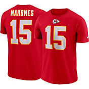 Patrick Mahomes #15 Nike Men's Kansas City Chiefs Pride Red T-Shirt